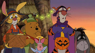 Pooh's Heffalump Halloween Movie Trailer