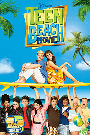 Teen Beach Movie