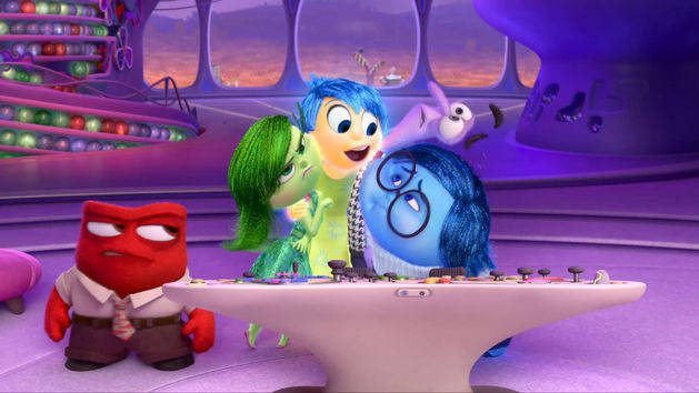 Disney•Pixar's Inside Out - Trailer 1