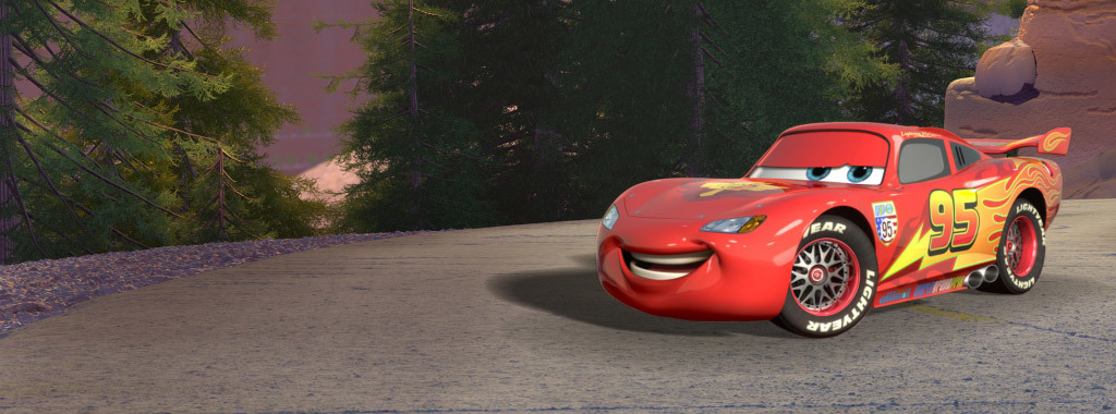 Lightning Mcqueen Characters Disney Cars