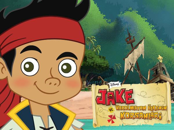 Kaptan Jake-Ve Varolmayan Ulkenin Korsanlari