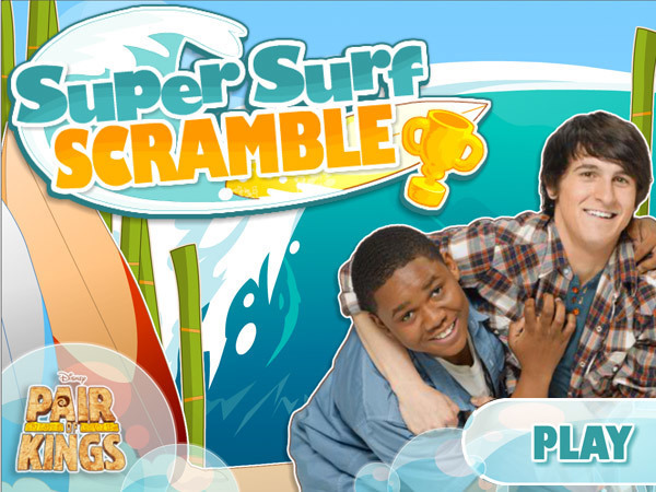 Super Surf Scramble