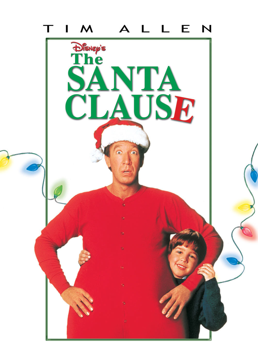 The Santa Clause Disney Movies