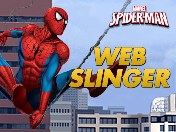 Spider-Man Web-Slinger