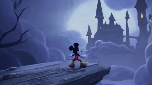 Castle of Illusion Starring Mickey Mouse Official Game Video