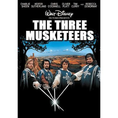 movie review of disneys the three musketeers The three musketeers is the action-packed tale of three loyal swordsmen who are joined by an eager recruit to protect the king of france together, the foursome battle enormous odds in their.