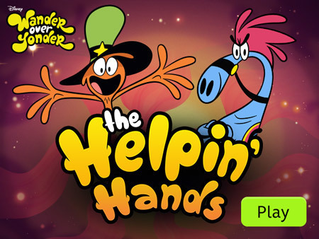 Wander Over Yonder - The Helpin' Hands