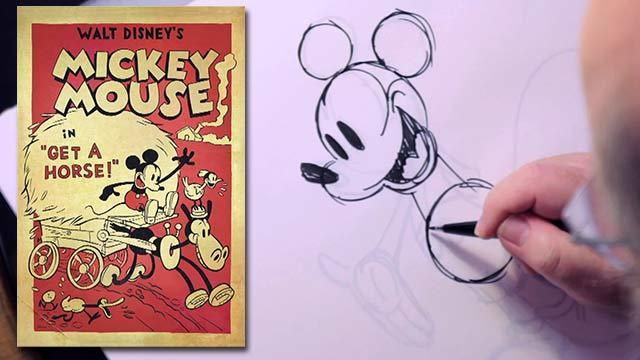 Rediscovering Mickey Mouse with Eric Goldberg
