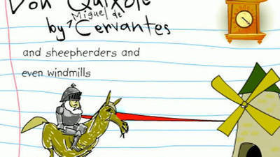 Don Quixote - Last Minute Book Reports