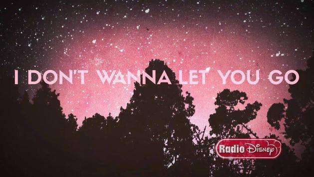 """""""I Don't Wanna Let You Go"""" Lyric Video - Stefanie Scott - Radio Disney"""