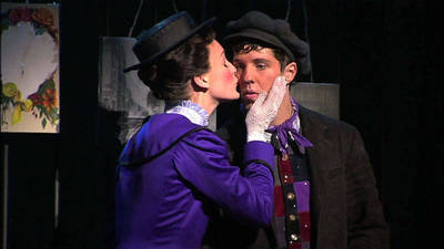 Mary Poppins on Broadway Celebrates Moms