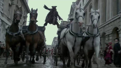 Carriage Chase
