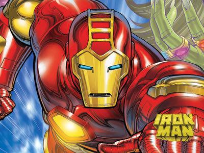 Iron Man Products