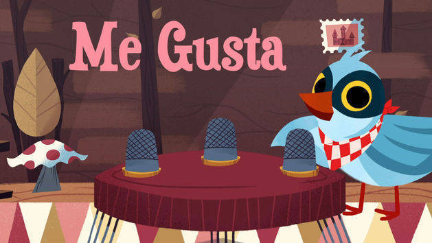 Me Gusta - Words with Wazoh - It's a Small World Short