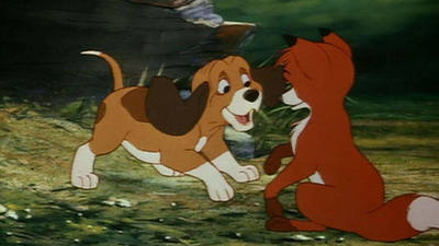 The Fox and the Hound Trailer