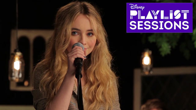 Sabrina Carpenter's Radioactive Cover - Playlist Sessions