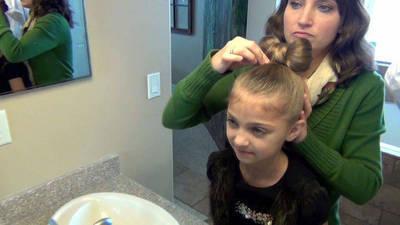 Precious Hair Bow