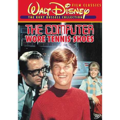 The Computer Wore Tennis Shoes Full Movie