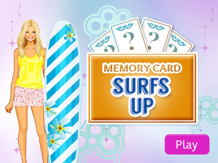 Memory Card: Surf's Up
