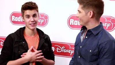 Celebrity Take with Jake: Justin Bieber