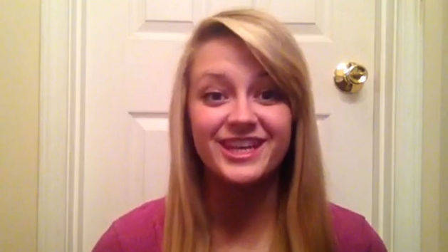 Shelby, 17, KY sings Kiss The Girl