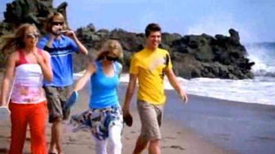 Jump 5 - Hawaiian Roller-Coaster Ride