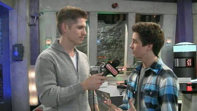 Celebrity Take with Jake: On The Set of Lab Rats