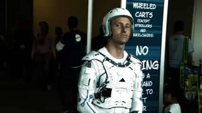 TRON at Comic-Con