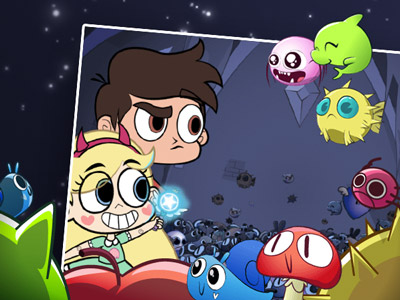 Star vs. the Forces of Evil - Creature Capture