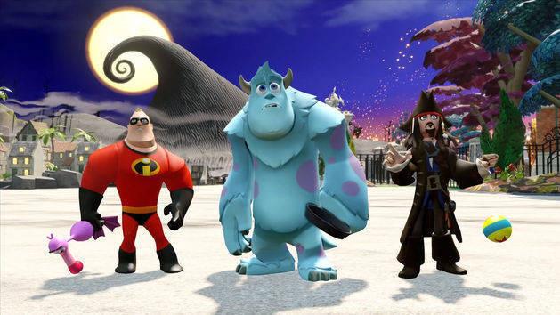Disney Infinity Announcement Trailer