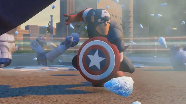 Marvel Avengers Set De Juego - Disney Infinity