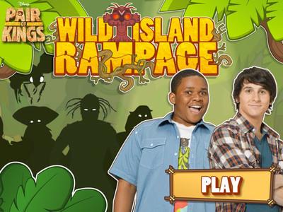Wild Island Rampage