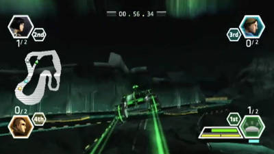 TRON: Battle Grids Wii Trailer