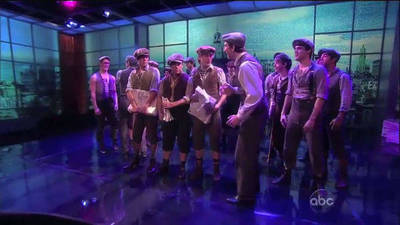 Newsies on The View