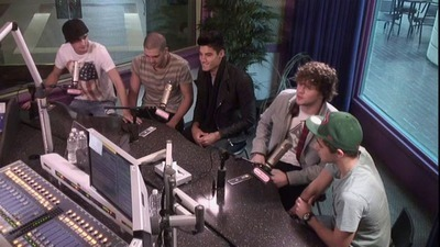 The Wanted - Take Over with Ernie D