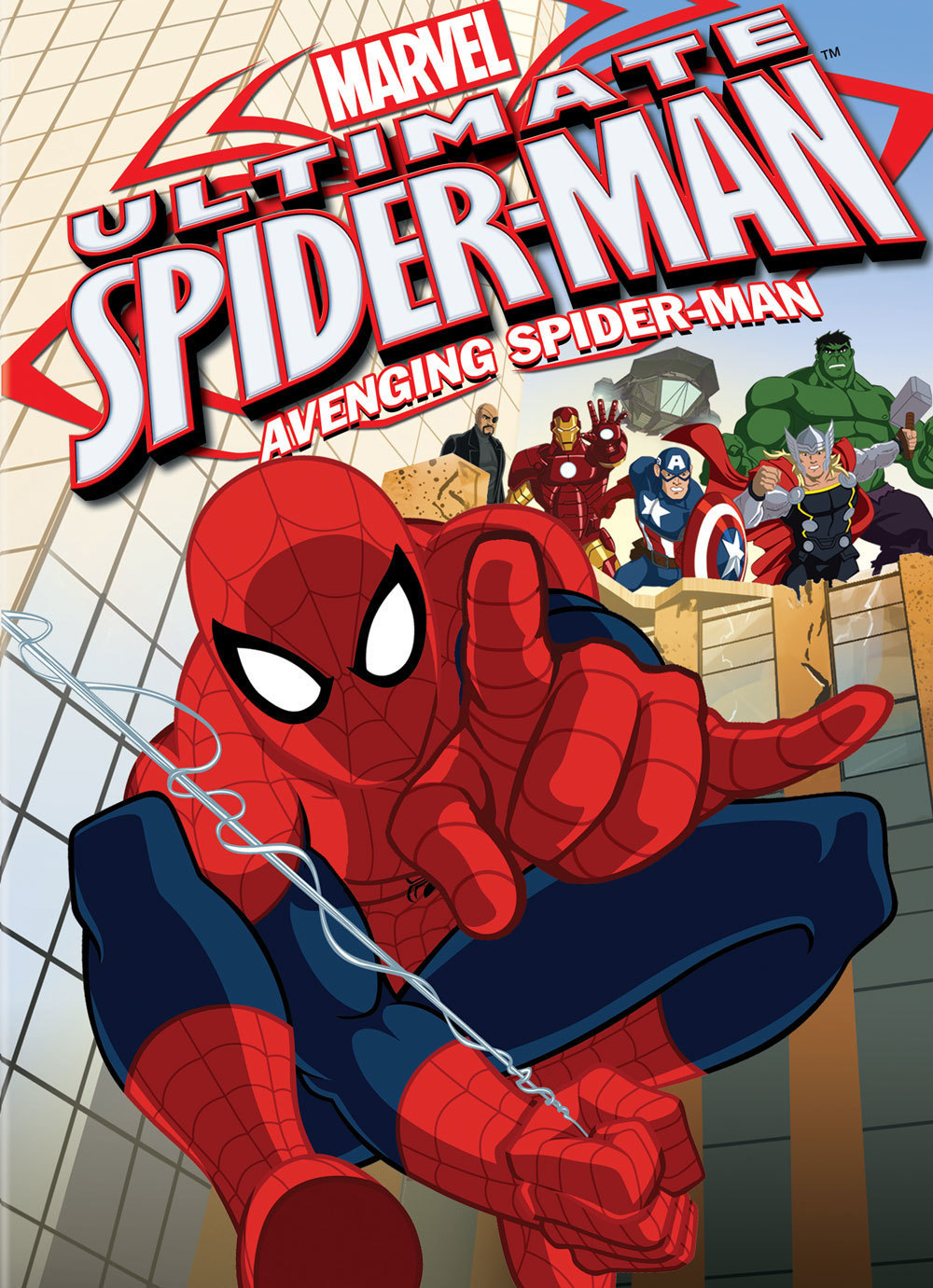 ultimate spider man disney movies. Black Bedroom Furniture Sets. Home Design Ideas