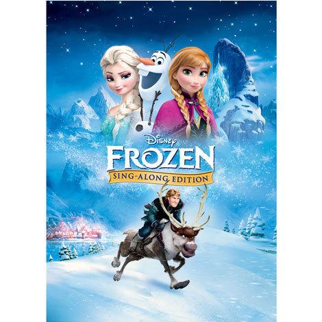 Disney dvd frozen
