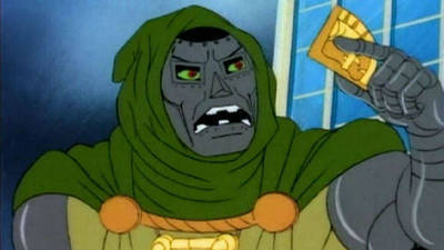 Marvel Mash-Up: Dr. Doom