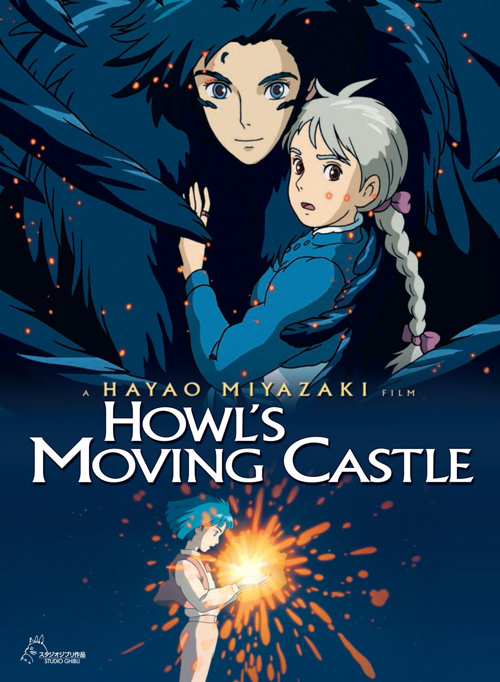 Howl's Moving Castle | Disney Movies