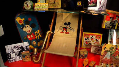 Disney's D23 Armchair Archivists: Mickey Merchandise