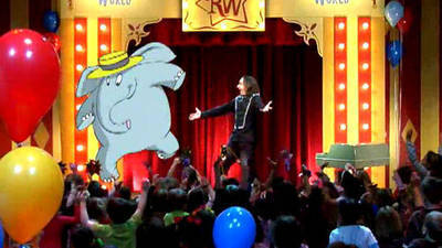 Edward the Tap Dancing Elephant