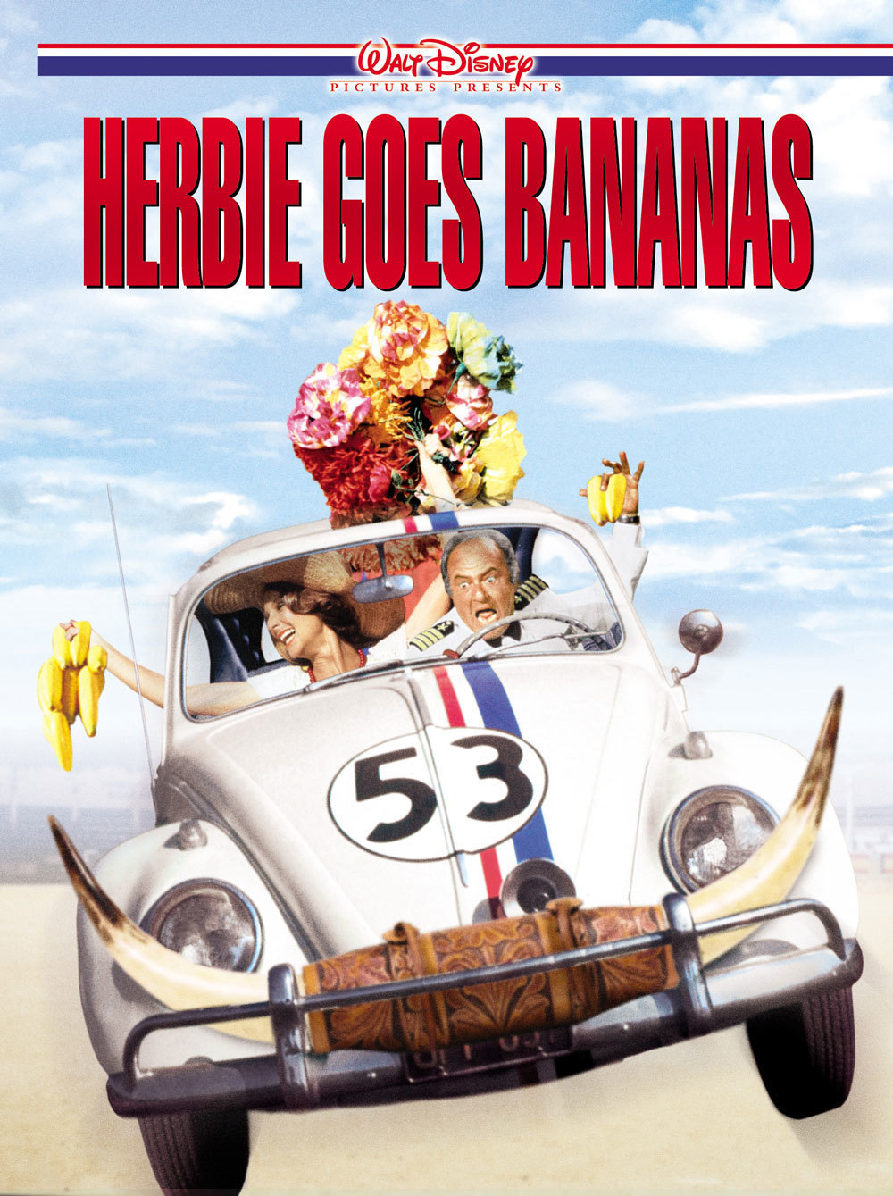 herbie goes bananas disney movies. Black Bedroom Furniture Sets. Home Design Ideas