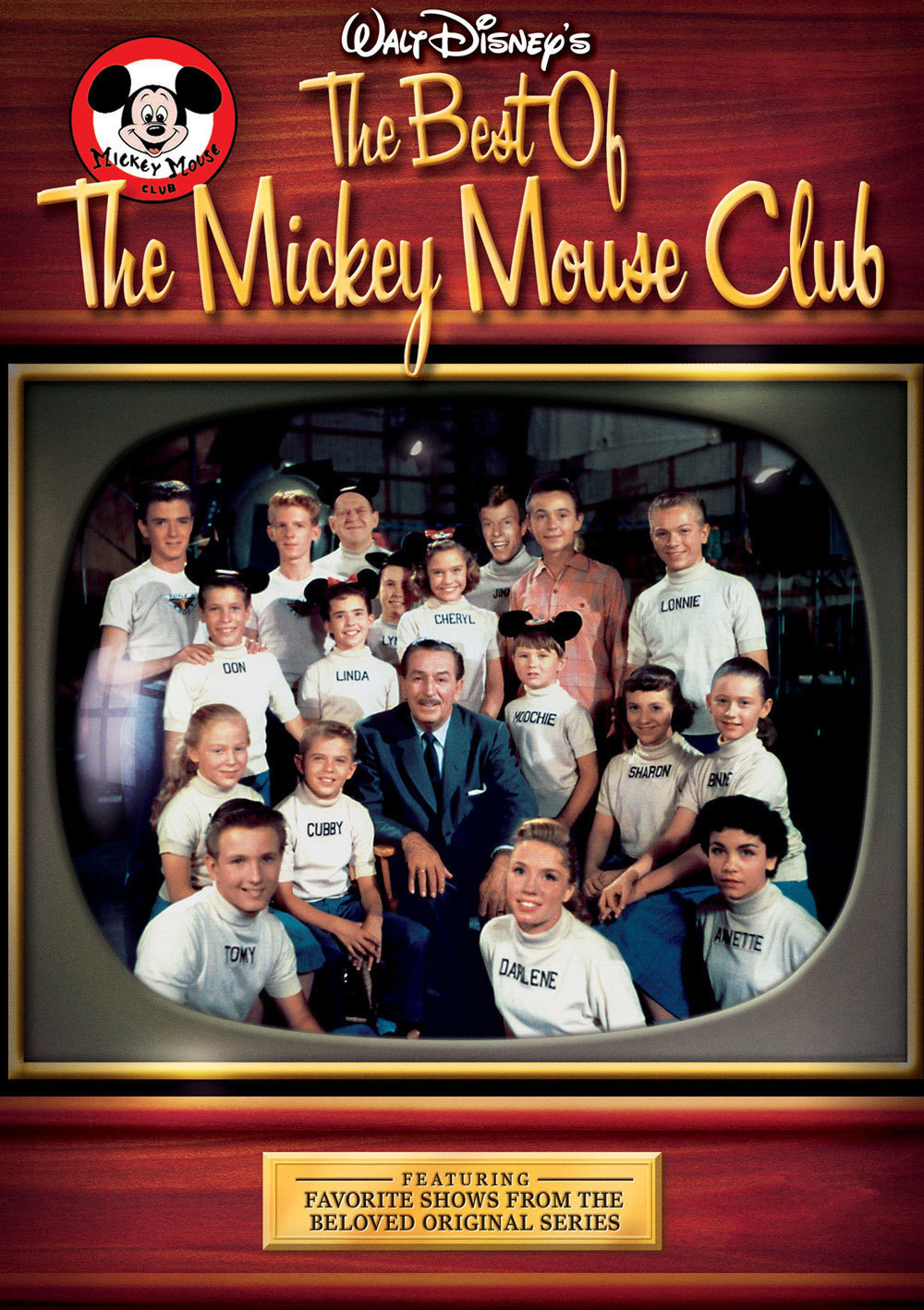 The Mickey Mouse Club Products