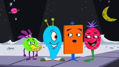 Aliens Dance
