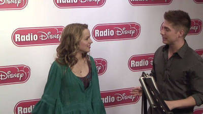 Bridgit Mendler - Celebrity Take with Jake