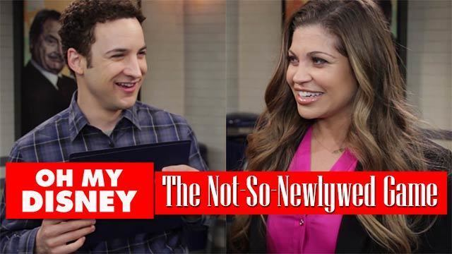 The Not-So-Newlywed Game with Ben Savage and Danielle Fishel