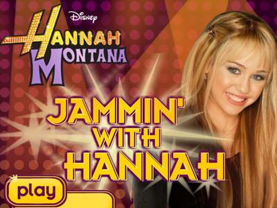 Jammin' with Hannah