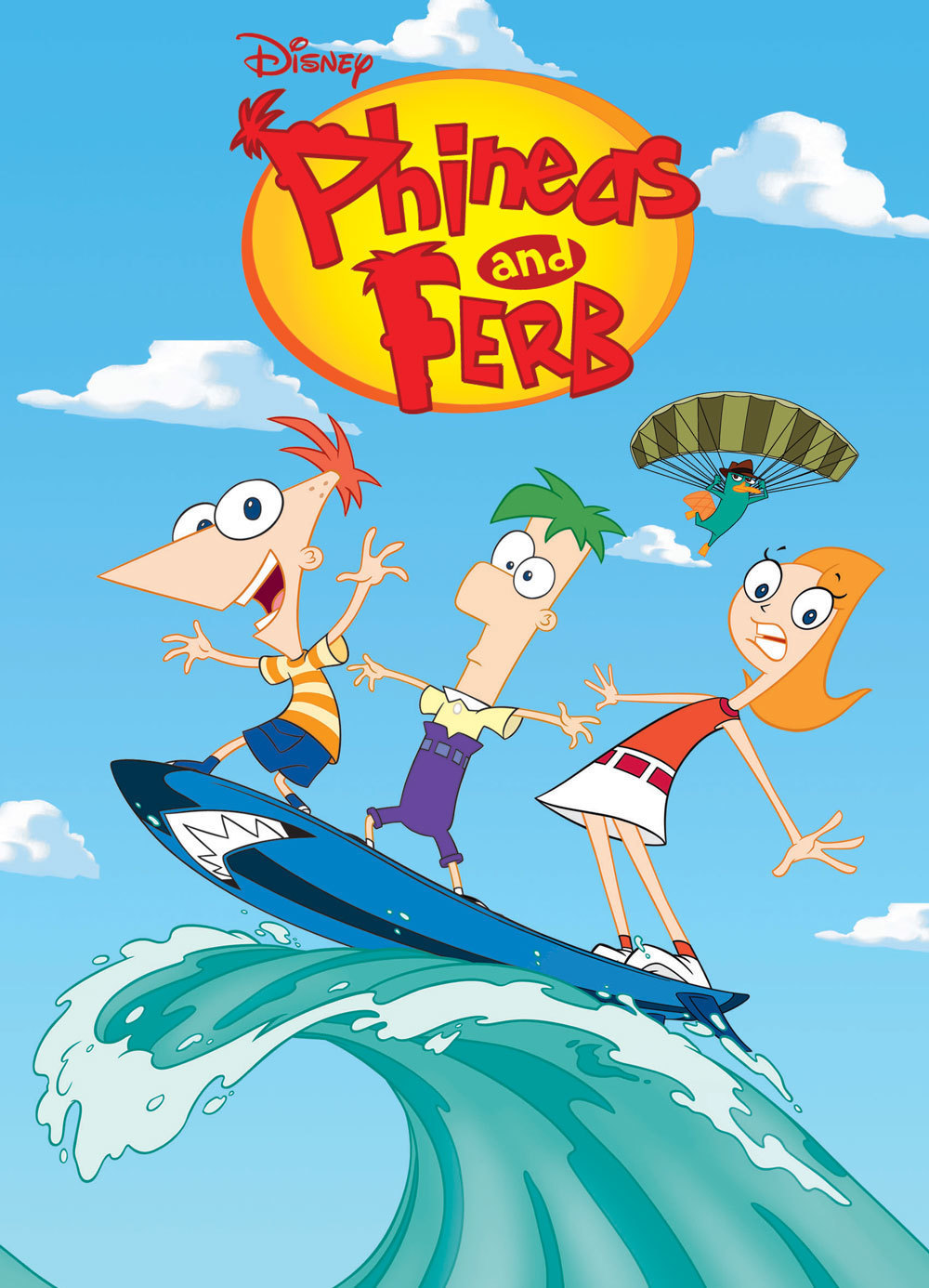 Phineas and Ferb Products