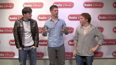 Logan Huffman and Jimmy Bellinger - Celebrity Take with Jake