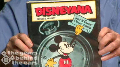 Gears Behind the Ears: Disney Collecting